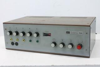 Telewatt E-120 - 100 V, 5 Channel Mono Mixing Amplifier KAY N-13627-bv