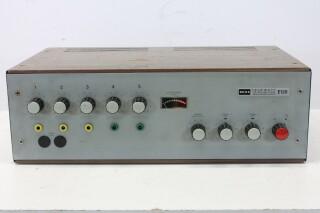 Telewatt E-120 - 100 V, 5 Channel Mono Mixing Amplifier KAY N-13627-bv 2