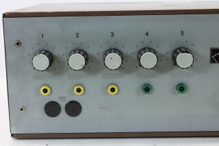 Telewatt E-120 - 100 V, 5 Channel Mono Mixing Amplifier KAY N-13627-bv 3