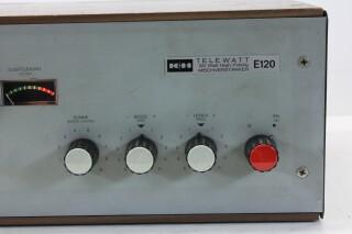 Telewatt E-120 - 100 V, 5 Channel Mono Mixing Amplifier KAY N-13627-bv 4