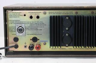 Telewatt E-120 - 100 V, 5 Channel Mono Mixing Amplifier KAY N-13627-bv 8