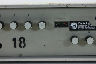 Telewatt E120e - 100 V, 5 Channel Mono Mixing Amplifier (No.3) KAY OR-14-13633-bv 4