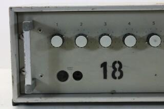 Telewatt E120e - 100 V, 5 Channel Mono Mixing Amplifier (No.3) KAY OR-14-13633-bv 5