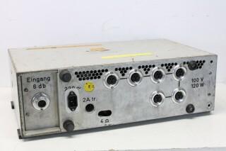 Telewatt E120e - 100 V, 5 Channel Mono Mixing Amplifier (No.3) KAY OR-14-13633-bv 6