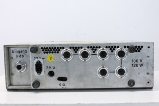 Telewatt E120e - 100 V, 5 Channel Mono Mixing Amplifier (No.3) KAY OR-14-13633-bv 8