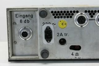 Telewatt E120e - 100 V, 5 Channel Mono Mixing Amplifier (No.3) KAY OR-14-13633-bv 10
