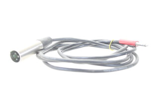 Bantam to XLR Male Cable EV-KM2-5422 NEW