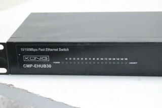 CMP-EHUB30 Fast Ethernet Switch (No.6) PUR-RK-20-14312-BV 2
