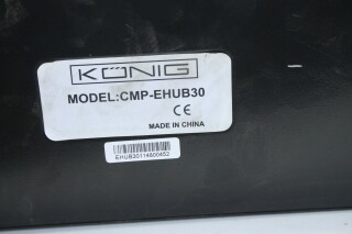 CMP-EHUB30 Fast Ethernet Switch (No.7) PUR-RK-20-14313-BV 5
