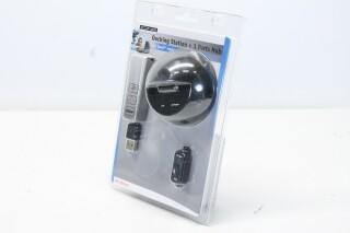 IPD-DOCK30 - Ipod Nano Docking Station + 3 USB Ports Hub A-9-10308-z 1