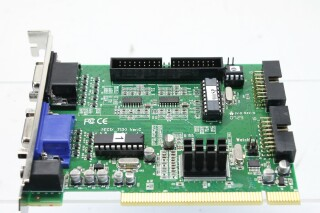 SEC-PCC10 PCI Security Card for CCTV Cameras on a PC Screen S-10365-z 4