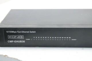 CMP-EHUB30 Fast Ethernet Switch (No.2) PUR-RK-20-14314-BV 2