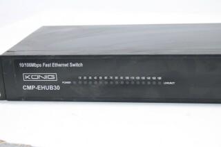 CMP-EHUB30 Fast Ethernet Switch PUR-RK-20-14306-BV 5