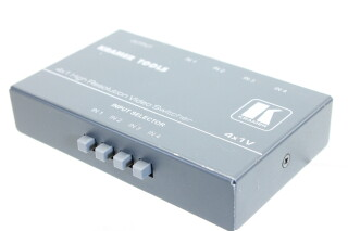 4x1V High Resolution Video Switcher JDH-C2-R-5583 NEW
