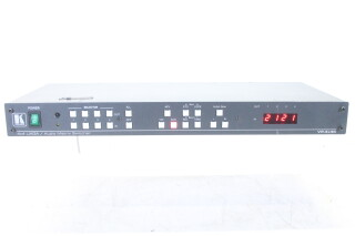 4x4 UXGA Audio Matrix Switcher (No. 4) JDH-C2-RK-19-5503 NEW
