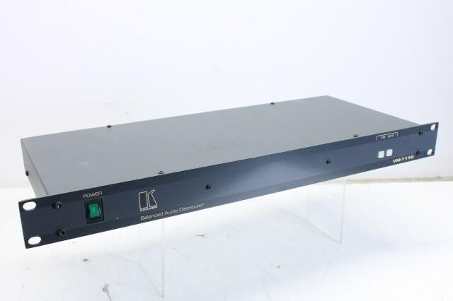 VM-1110 - Balanced Audio Distributor BVH2 ORB1-12483-BV