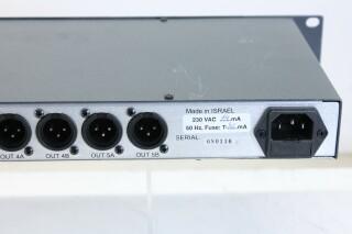 VM-1110 - Balanced Audio Distributor BVH2 ORB1-12483-BV 6