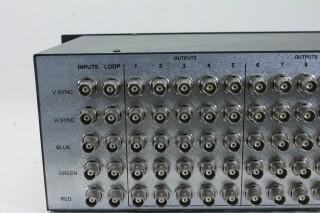 VP-15 RGBHV Distribution Amplifier HER1 ORB-3-13838-BV 4