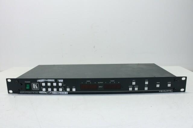 VS-4x4YCx Video Audio Matrix HER1 ORB-3-13837-BV