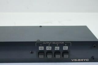 VS-84YC - 8x4 s-Video Audio Switcher HER1 RK-14-13914-BV 5
