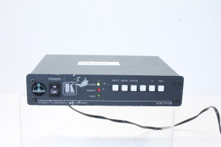 VP-715 - Video To SXGA/HD Scaler HVR-Doos Naast N-3937