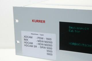 MPE TAZ Control panel V0.90 - Camera Control Interface BVH2 RK-15-12171-bv 4