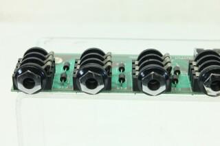 Amek/Langley GL1125C Big Output Connector Card/PCB (No.2) VL-L-9105-x 4
