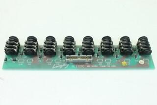 Amek/Langley GL1125C Big Output Connector Card/PCB (No.2) VL-L-9105-x 5