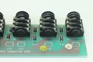 Amek/Langley GL1125C Big Output Connector Card/PCB (No.2) VL-L-9105-x 6