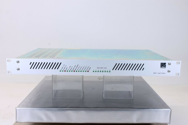 AES3 Input / Output Unit (no.2) RK13-1563-VOF