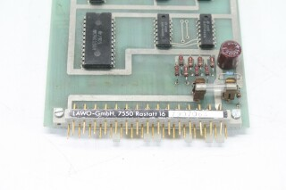 Lot with 3 Vintage Lawo PCB's for Mixer K-13-11261-z 6