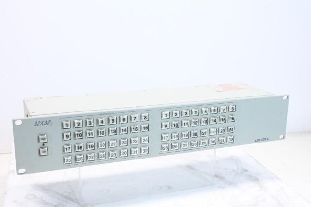 32x32 Audio/Video Switcher EV-ORB1-5813