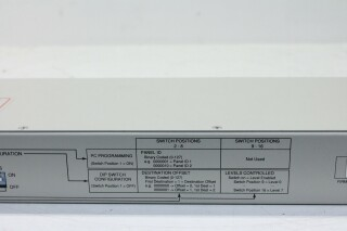 16X1P Routing Switcher(No.2) HER1 ORB-2-13822-BV 5