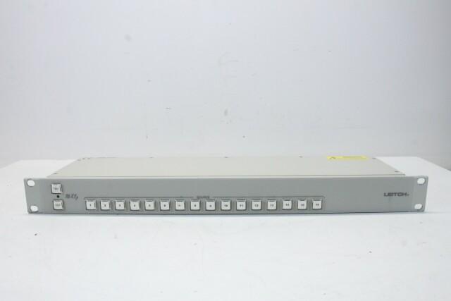 16x1p Video Switcher (No. 6) HER1 RK-15-13948-BV