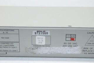 16x8p Video Switcher (No.2) HER1 RK-15-13946-BV 7