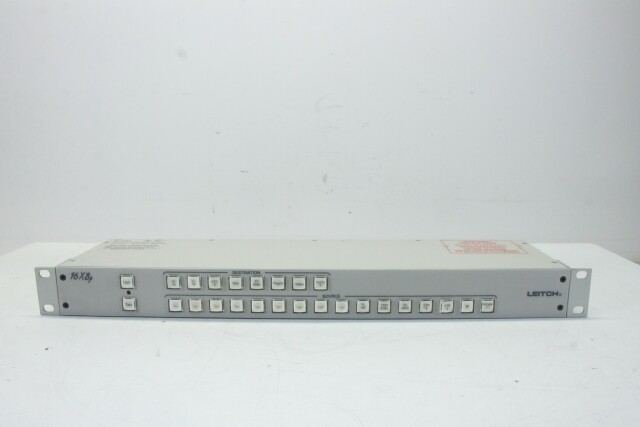 16x8p Video Switcher (No.3) HER1 RK-15-13947-BV