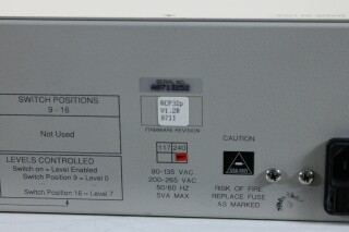 32X32P Router Panel HER1 ORB-2-13809-BV 5