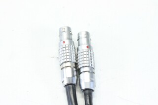6 Pin Male to 6 Pin Male LEMO Patch Cables - Lot of 2 E-7-10585-z 3