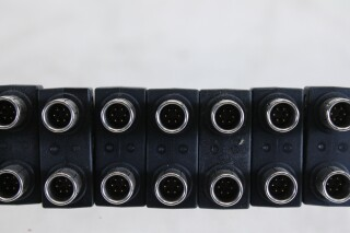 Lot with 6 pins Lemo connectors (No.3) FS27-7369-x 3