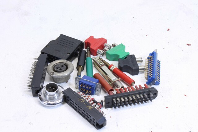Tuchel,Lemo connector lot for Modules,Recorders,Patching No.1 FS8-5839-x
