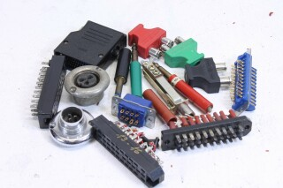 Tuchel,Lemo connector lot for Modules,Recorders,Patching No.1 FS8-5839-x 2