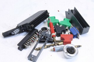 Tuchel,Lemo connector lot for Modules,Recorders,Patching No.3 FS8-5841-x