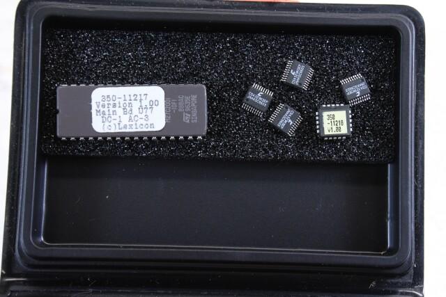 Chip 350-11217 v1 main bd U77 DC-1 AC-3 - For Lexicon 350 F-1508-VOF