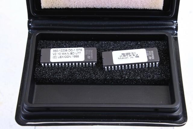 Chip set 350-12238 DC-1 DTS V2.10 main bd U77 - For Lexicon 350 F-1507-VOF