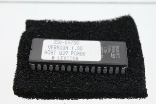 Chip V1.00 Host U39 for Lexicon PCM-80 F-blauw mandje/1517-VOF