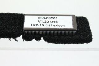 Chip V1.20 U45 for Lexicon LXP-15 F-blauw mandje/1515-VOF 2