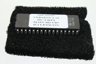 Chip V3.10 DC-2 DTS Main BD U87 F-blauw mandje/1530-VOF 1