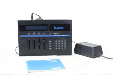 MRC V3.0 - Midi Remote Control Unit with PSU and Manual TCE-ZV-4-6573 NEW