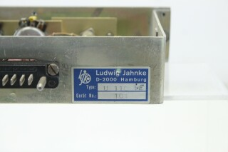 Ludwig Jahnke U110 - Amplifier Module for Leveling and Metering (No.3) D-5-6947-z 10