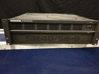 SR40.8 - 40x8x2 In Flightcase - Needs Service VL-11859-BV 11